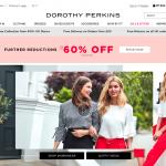DOROTHY PERKINS ドロシーパーキンスの海外通販 買い方・購入方法