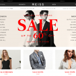 REISS リースの海外公式通販 買い方・配送料まとめ