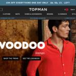 TOPMAN(トップマン)の服を海外通販で購入する方法・買い方