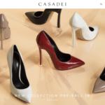 CASADEI カサディの海外公式通販で購入する方法(パンプス・サンダル)