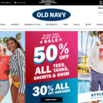 オールドネイビー OLD NAVY の公式通販で日本から個人輸入する方法