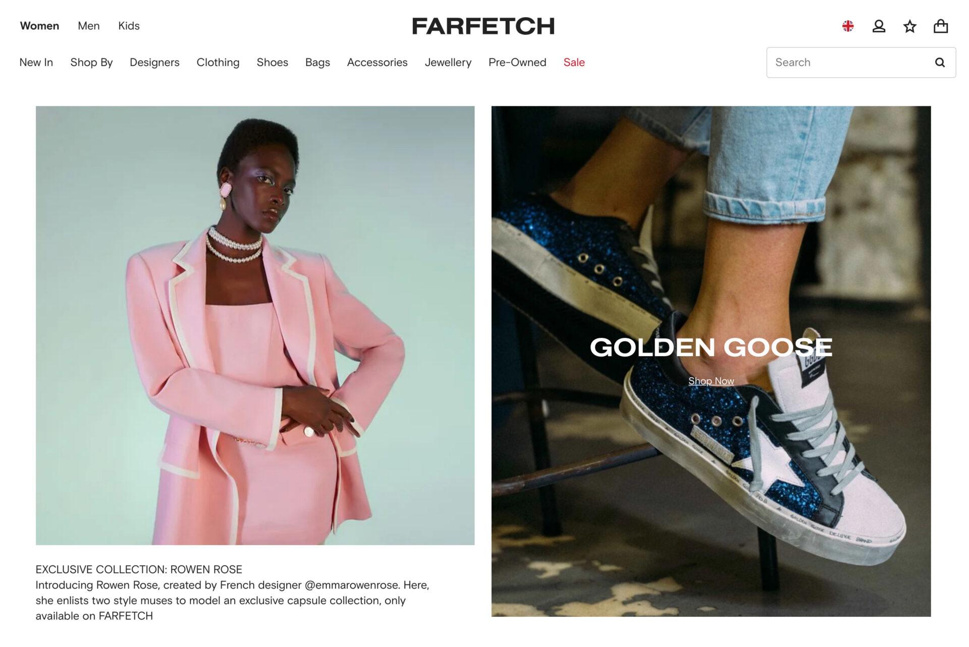 FARFETCH ファーフェッチの海外通販