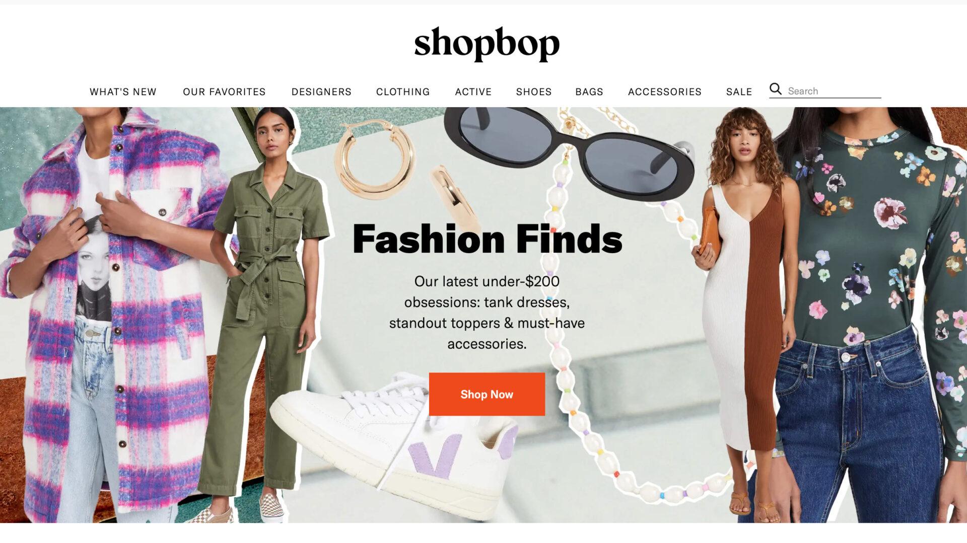 SHOPBOP ショップボップの海外通販